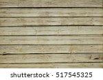 dark grey barn wooden wall...   Shutterstock . vector #517545325