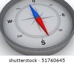 compass | Shutterstock . vector #51760645
