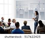business development innovation ...   Shutterstock . vector #517622425