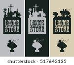 set of vector banners for...   Shutterstock .eps vector #517642135