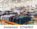 blurred image huge variety of... | Shutterstock . vector #517669825