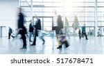 business people commuter... | Shutterstock . vector #517678471