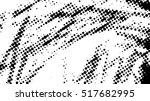 simple abstract black and white ... | Shutterstock .eps vector #517682995
