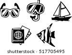 glasses  coach  sailboat ...