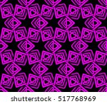 abstract geometric seamless... | Shutterstock .eps vector #517768969