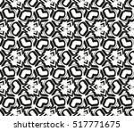 abstract geometric seamless... | Shutterstock .eps vector #517771675