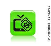 "vector illustration of a ""money""... | Shutterstock .eps vector #51782989"