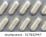 pills | Shutterstock . vector #517832947