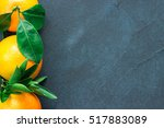 Fresh Citrus Orange Tangerines...