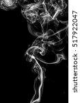 movement of smoke white smoke...