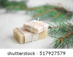 Pieces Of Coniferous Soap And...
