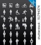 website and internet icons   ... | Shutterstock .eps vector #51794374