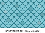 Fish Scales Seamless  Vector...