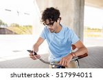 people  communication ... | Shutterstock . vector #517994011