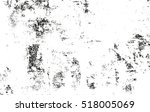 distressed overlay texture of... | Shutterstock .eps vector #518005069