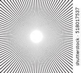 speed radial line background   Shutterstock .eps vector #518017537