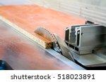 men at work sawing wood....   Shutterstock . vector #518023891