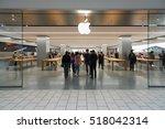 New York   Oct 22  Apple Store...