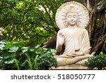 buddha statue amulets of...   Shutterstock . vector #518050777