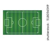 football soccer icon image    Shutterstock .eps vector #518056549