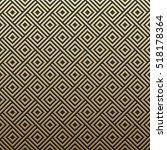 golden metallic background with ... | Shutterstock .eps vector #518178364