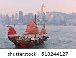 Traditional Cruise Sailboat ...
