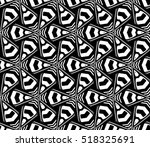 abstract geometric seamless... | Shutterstock .eps vector #518325691
