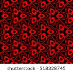 abstract geometric seamless... | Shutterstock .eps vector #518328745