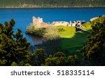 Ruins Of Scotland Urquhart...