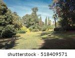 the natural landscape park in... | Shutterstock . vector #518409571