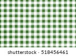 Green Picnic Cloth Pattern...