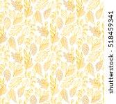 seamless pattern.bright pattern ...   Shutterstock .eps vector #518459341