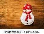 Christmas White Gingerbread...
