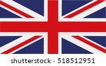 united kingdom flag | Shutterstock .eps vector #518512951