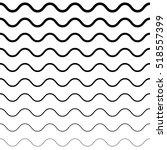 vector seamless pattern ... | Shutterstock .eps vector #518557399