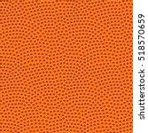 basketball seamless texture... | Shutterstock .eps vector #518570659