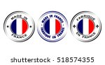 "round label ""made in france... 
