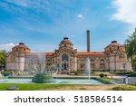 sofia  bulgaria   sep 1  sofia... | Shutterstock . vector #518586514