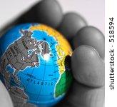 world in hand