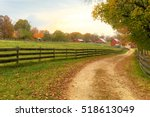 Small photo of Farm in Autumn