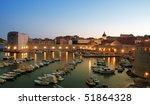 View Of Dubrovnik Harbor ...