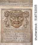 Interior Of The Doge Palace In...