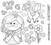 Beautiful Fairy Tale Princess...