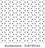 vector seamless pattern ... | Shutterstock .eps vector #518759161