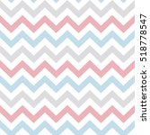Seamless Chevron Zigzag Patter...