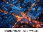 New York Streets At Night....