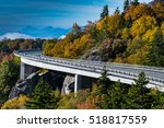Wide Curve Of Linn Cove Viaduc...