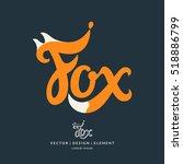 modern hand drawn lettering... | Shutterstock .eps vector #518886799