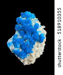 Small photo of Cavansite from Pune District, Maharashtra, India.