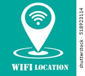 wifi location icon